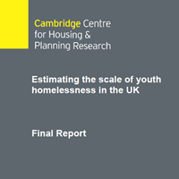 Estimating the scale of youth homelessness in the UK