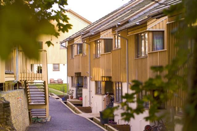 Co-living for vulnerable older people - the views of stakeholders