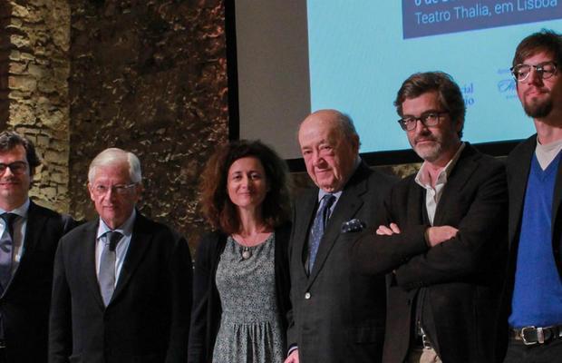 Prix Andre Jordan -  Honourable mention for Sónia Alves's paper